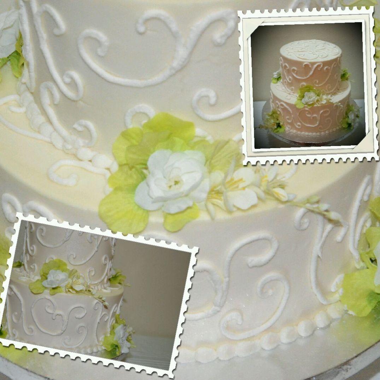 Petite cake collage