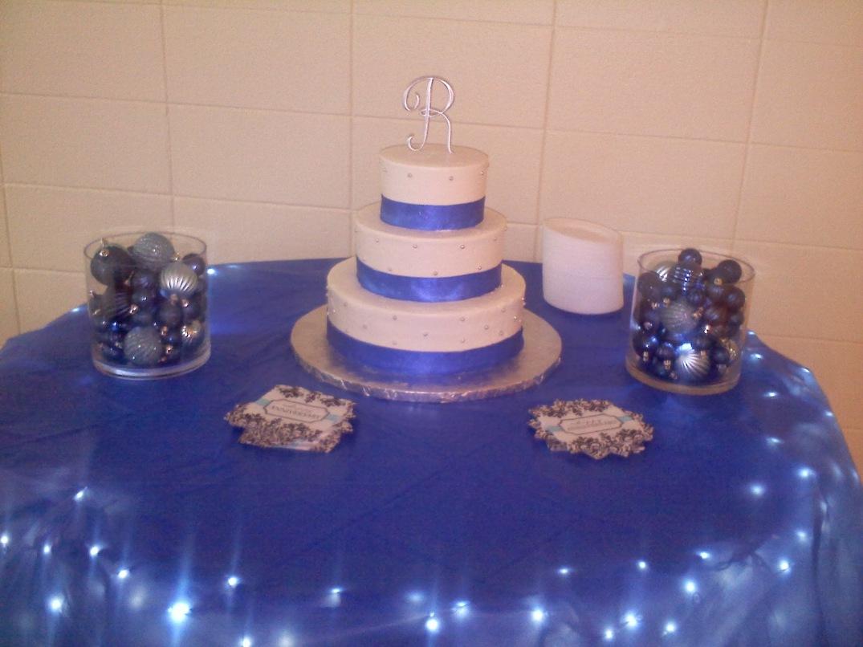 Robinson cake